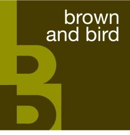 Brown & Bird cmyk logo