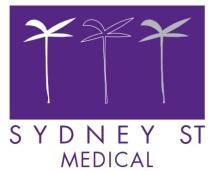 SYDNEY ST MEDICAL
