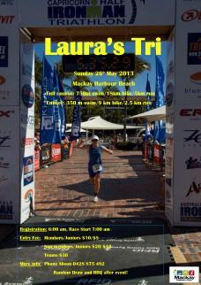Laura's Tri 2013_info