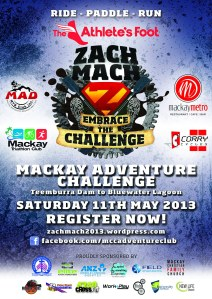 Zach Mach Adventure Challenge