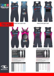 mackay tri club tri kit